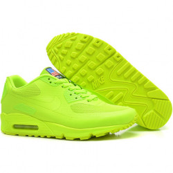 Nike AIR MAX 90 Hyperfuse PRM салатовый
